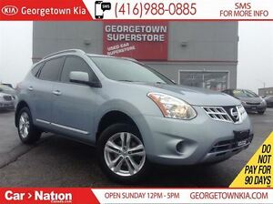 2012 Nissan Rogue SV   BACK UP CAM   HEATED SEATS   2.5L  
