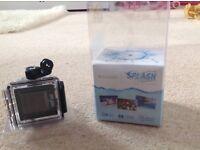 Kitvision Splash Action Camera ( brand new)