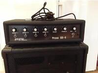 50 WATT AMP and SPEAKER