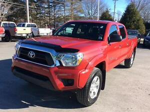 2015 Toyota Tacoma DOUBLE CAB SR5 4X4 - SINGLE OWNER TRUCK!  HOM