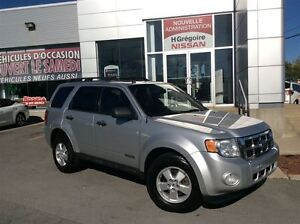 2010 Ford Escape * XLT * 3.0L * AWD * CUIR * TOIT * MAGS *