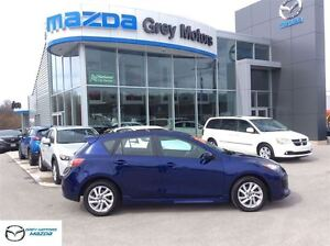 2013 Mazda MAZDA3 GS-SKY, Auto, Air, Heated Seats, One Owner, lo
