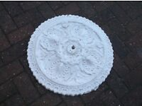 PLASTER CEILING ROSE 60cm DIAMETER