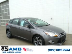 2014 Ford Focus SE Hatch FWD *Certified Pre-Owned*
