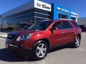 2011 GMC Acadia SLT | AWD | 7-Seater | Bluetooth | Leather