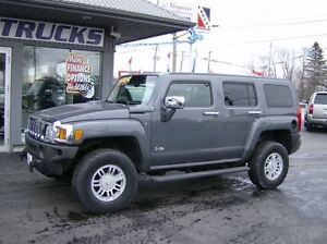 2008 Hummer H3 NICE COLOUR !! 4X4 !!  WE FINANCE