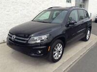 2013 Volkswagen Tiguan AWD, Toit, mags - PRIX RÉVISÉ