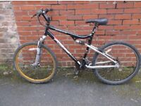 Mans Apollo F S 26 Mountain Bike