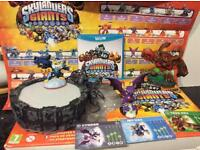 Wii U GAME SKYLANDERS GIANTS STARTER PACK