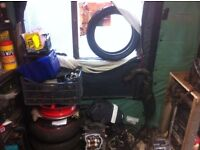 Gilera DNA 125 parts for sale