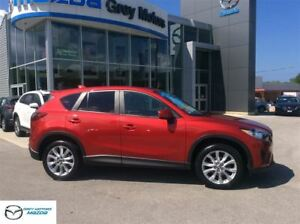 2015 Mazda CX-5 GT, Power Sunroof, Navi, Heated Leather, mint!