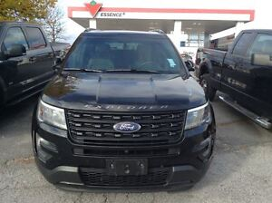 2016 Ford Explorer Sport W/LEATHER, SUNROOF,NAV !!!!!
