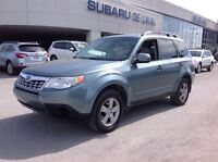 2011 Subaru Forester 2.5X, Gr. Commodité, Air Clim, Mags 16'', S