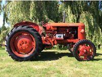 David Brown 25D Vintage Tractor