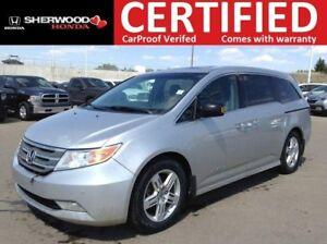 2013 Honda Odyssey Touring | REMOTE START | NAV