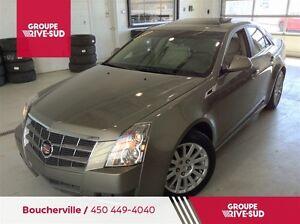 2011 Cadillac CTS 3.0L**AWD**TOIT PANO**
