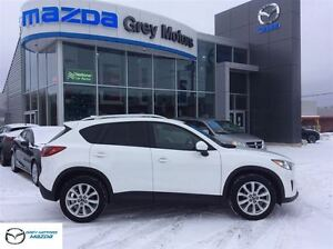 2014 Mazda CX-5 GT, Tech pkg, Heated Leather, Sunroof, one owner