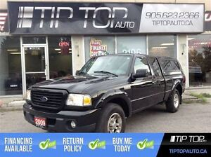 2009 Ford Ranger Sport ** Leer Car, Well Equipped **