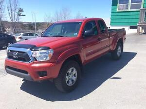 2014 Toyota Tacoma SR5 ACCESS CAB 4X4 - BOOK YOUR TEST DRIVE TOD