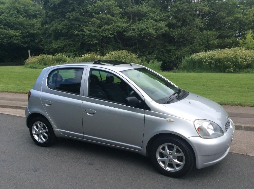 toyota yaris 1 3 cdx 2004 one owner from new mot march 2016 part x welcome in cardiff. Black Bedroom Furniture Sets. Home Design Ideas
