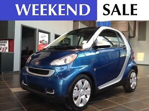 2008 smart fortwo pure | HEATED SEATS | PANORAMIC SUNROOF