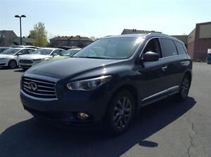 2013 Infiniti JX35 AWD MAGS TOIT CUIR 7 PASSAGERS