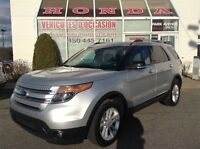 2013 Ford Explorer XLT * 4x4 * Mags * 7 passagers