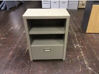 Grey Colour Storage Cupboard