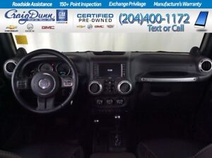 2014 Jeep WRANGLER UNLIMITED * Rubicon * Heated Leather * NAV *