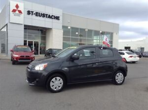 2015 Mitsubishi Mirage ES **AUTOMATIQUE**AIR CLIMATISER