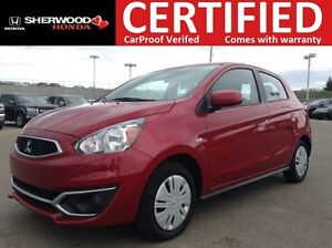 2017 Mitsubishi Mirage ES | REMOTE START | AC | BLUETOOTH | AUX