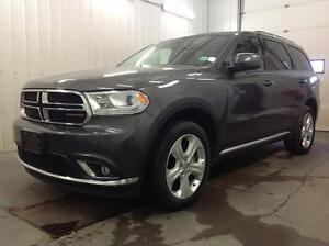 2015 Dodge Durango SXT 20 wheels and Bluetooth Edmonton Edmonton Area image 2