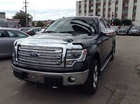 2013 Ford F-150 Lariat/Free Led tv, Ipad or xbox one
