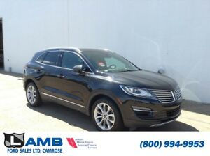 2015 Lincoln MKC Select Plus AWD with Vista Roof, Select Plus Pa