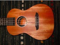 Ortega Friends Series Concert Ukulele - Sapele and padded bag
