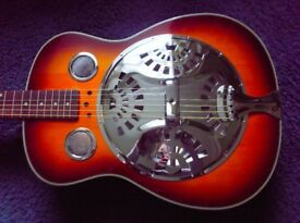 Stagg Square neck resonator slide guitar