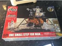 Airfix kit one small step for man. A50106