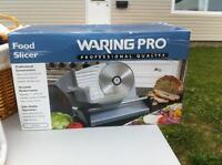 Professional Quality Food/Meat Slicer