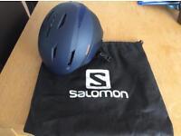 Barely Used Salomon Ranger 2 Ski Helmet Medium 56-59cm