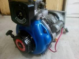 4hp Diesel Engine .....Single Cylinder Air Cooled...