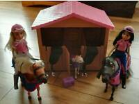 Toy stable