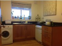 Kitchen Units with granite worktops and stainless steel appliances