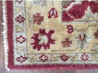 5ft x 3ft wool rug