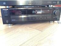 Kenwood Stereo Cassette Deck KX5530