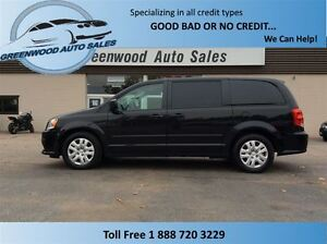 2014 Dodge Grand Caravan SE/SXT! NICE VAN! CALL NOW!