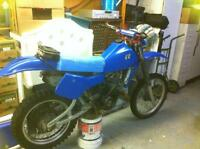 250 Yahama IT dirt bike