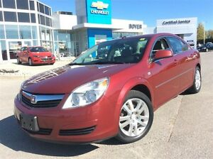 2008 Saturn Aura XE | Sunroof | Leather | Heated Seats