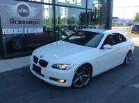 2008 BMW 335i MPack--19--Cuir Dakota Rouge Coral--