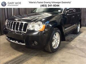 2008 Jeep Grand Cherokee Limited with 3.0 Turbo Diesel!