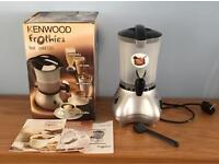Used Kenwood Frothie Hot & Cold Drinks Maker